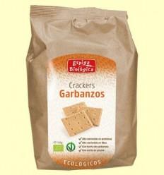 Crackers Cigrons Eco - Espiga Biológica - 150 grams