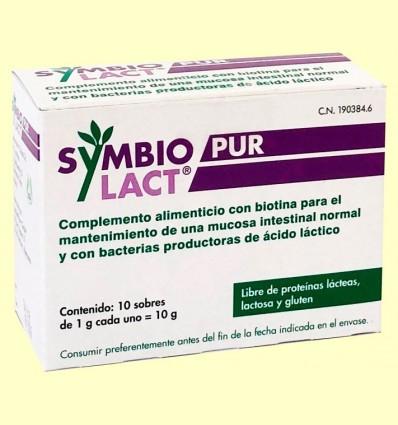 SymbioLact Pur - Sistema Digestiu - Laboratorio Cobas - 10 sobres