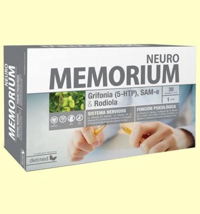Memorium Neuro - DietMed - 30 ampolles