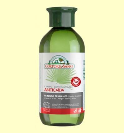 Xampú Anticaiguda Ecocert - Corpore Sano - 300 ml