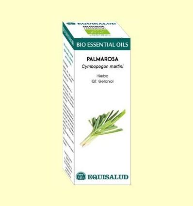 Oli Essencial Bio de Palmarosa - Equisalud - 10 ml