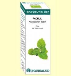 Oli Essencial Bio de Pàtxuli - Equisalud - 10 ml