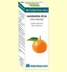 Oli Essencial Bio de Mandarina Roja - Equisalud - 10 ml