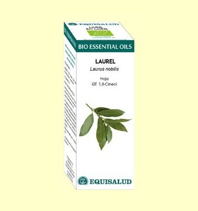 Oli Essencial Bio de Llorer - Equisalud - 10 ml