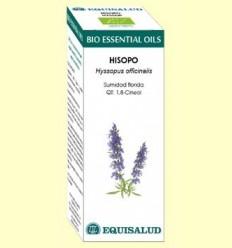 Oli Essencial Bio de Hisop - Equisalud - 10 ml