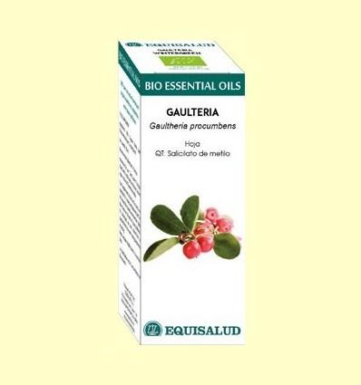Oli Essencial Bio de gaulteria - Equisalud - 10 ml