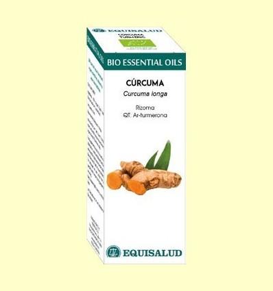 Oli Essencial Bio de Cúrcuma - Equisalud - 10 ml