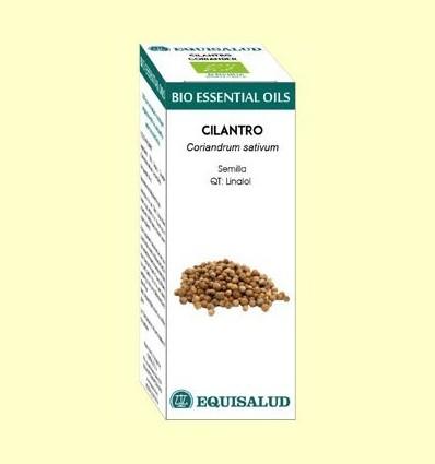 Oli Essencial Bio de Coriandre - Equisalud - 10 ml