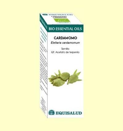Oli Essencial Bio de Cardamom - Equisalud - 10 ml