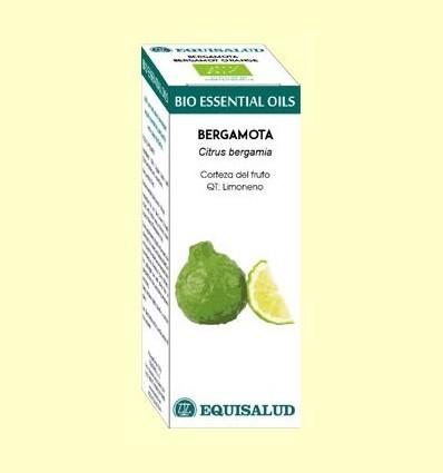 Oli Essencial Bio de Bergamota - Equisalud - 10 ml