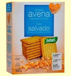 Galetes de Civada amb Salvat - Santiveri - 520 grams