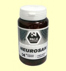 Neurosan - Memòria - Laboratoris Nale - 60 càpsules