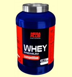 Whey Premium Competition Maduixa - Creixement Muscular - Mega Plus - 2,5 kg