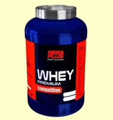 Whey Premium Competition Maduixa - Creixement Muscular - Mega Plus - 1kg