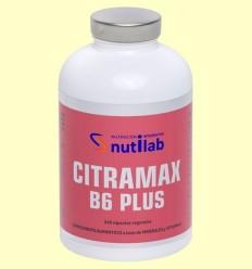 Citramax B6 Plus - Nutilab - 240 càpsules