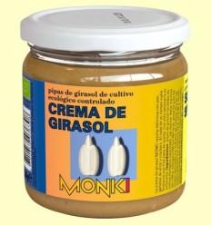 Crema de Gira-sol Bio - Monki - 330 grams