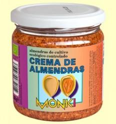 Crema d'Ametlles Bio - Monki - 330 grams