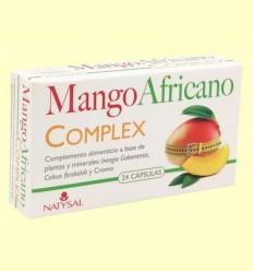 Mango Africà - Natysal - 24 càpsules