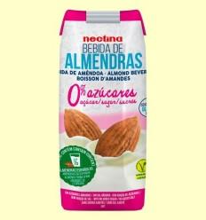 Beguda de Ametlles 0% Sucres - Nectina - 330 ml