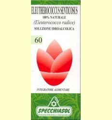 Eleuterococo Sol. Hidroalcohòlica - Specchiasol - 50 ml