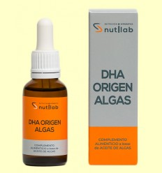 DHA Origen ALGUES - Nutilab - 30 ml