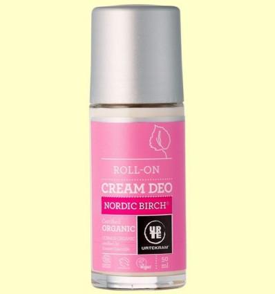 Desodorant de Bedoll Bio - Urtekram - 50 ml