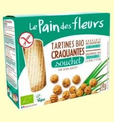 Pa Cruixent amb Xufa Bio - Le Pain des fleurs - 150 grams