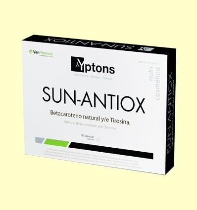 Yptons Sun-Antiox - Venpharma - 30 càpsules *