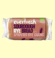 Pa de Sègol Integral Fermentat Bio - Everfresh - 400 grams *