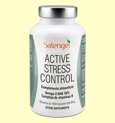Active Stress Control - Salengei - 60 perles