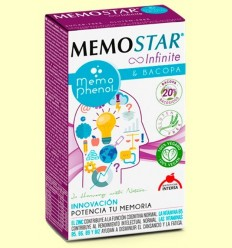 Memostar Infinite - Intersa - 60 càpsules