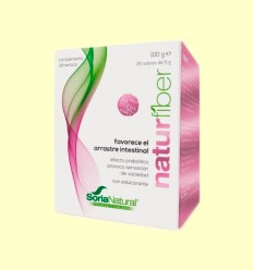 Naturfiber - Fibra 100% Vegetal - Soria Natural - 20 sobres