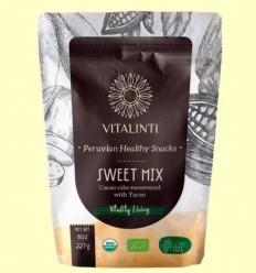 Sweet Mix - Cacau en Trossos amb yacón Bio - Vitalinti - 113 grams