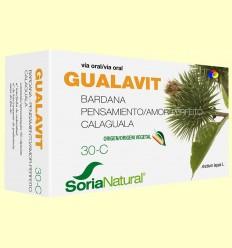 Gualavit - Soria Natural - 60 càpsules + *