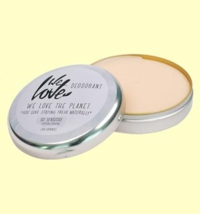 Desodorant en Crema So Sensitive Bio - We Love The Planet - 48 grams