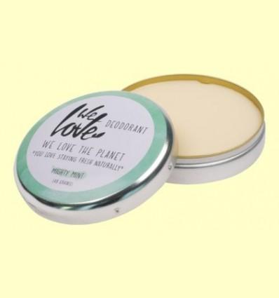 Desodorant en Crema Menta Romaní Bio - We Love The Planet - 48 grams