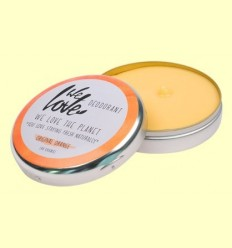 Desodorant en Crema Aroma Orange Bio - We Love The Planet - 48 grams