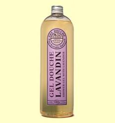 Gel de Bany Lavanda de la Provença Bio - Oléanat - 1 litre