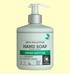 Sabó de Mans Matcha Bio - Urtekram - 380 ml