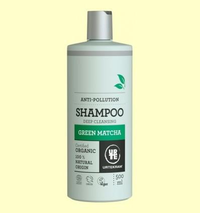 Xampú Matcha Bio - Urtekram - 500 ml