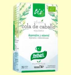 Sanaflor Infusió Cua de Cavall Bio - Santiveri - 20 bossetes