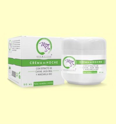 Crema de Nit Extracte de Caviar i Gelea Reial - Mon Sa - 50 ml