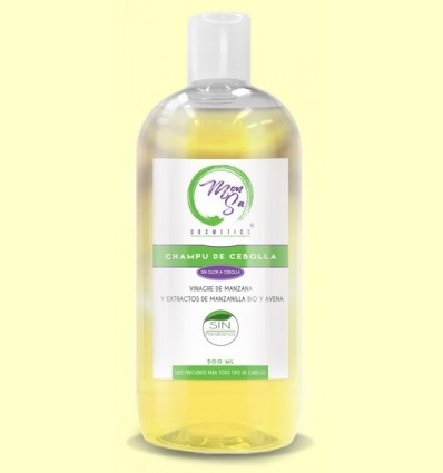Xampú de Ceba - Mon Sa - 500 ml