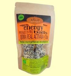 Bio Energy Ball amb Quinoa i Chía - Dàlit Natura - 120 grams