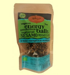 Bio Energy Ball amb Sèsam - Dàlit Natura - 120 grams