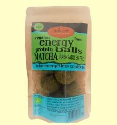 Bio Energy Ball amb Matcha - Dàlit Natura - 120 grams