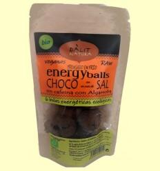 Bio Energy Ball amb Xocolata i Sal de l'Himàlaia - Dàlit Natura - 120 grams