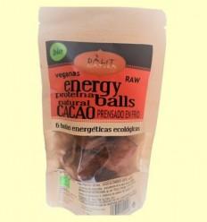 Bio Energy Ball amb Cacau - Dàlit Natura - 120 grams