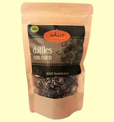Bio Bombons Dàtil amb Coco - Dàlit Natura - 120 grams