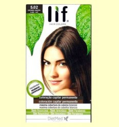 Tint Cabell Lif Hair Colors 5.02 - Castaño Marró - DietMed - 1 kit